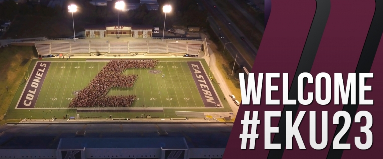 Welcome #EKU23