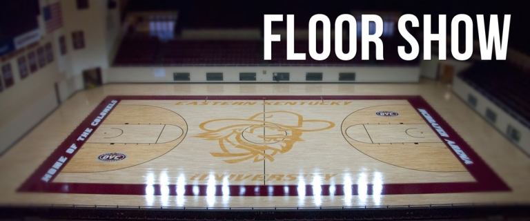 Image of Alumni Coliseum Floor