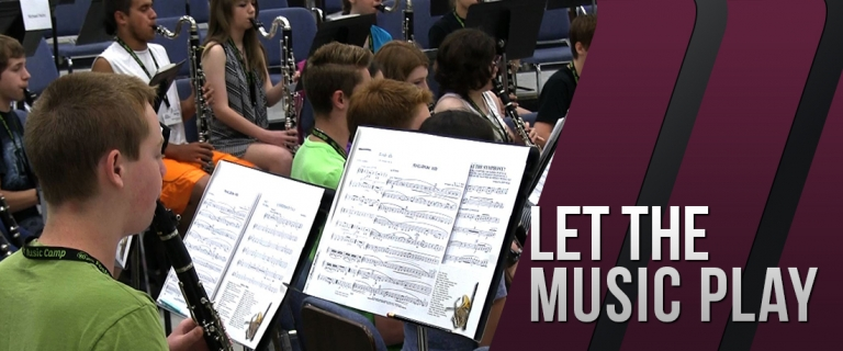 EKU's Foster Music Camp