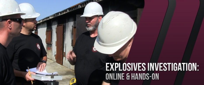 Fire, Arson & Explosion Investigation at EKU