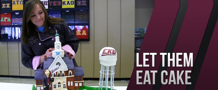 EKU Sophomore & Cake Wars Champ Meghan Smith