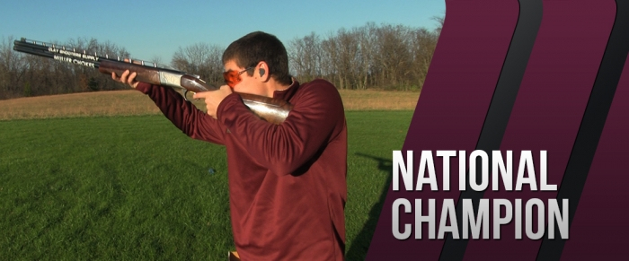 Wes Burton, Winner of 5 National Titles in Trap & Skeet