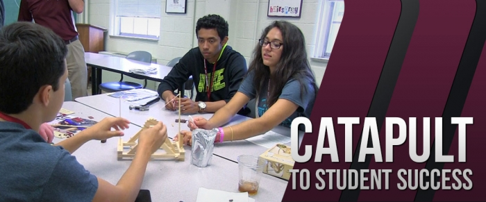 EKU Latino Leadership College Experience Camp