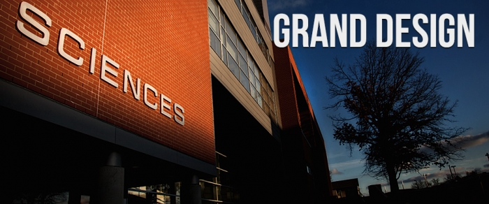 Grand Design: Science has a new home. Watch the video.